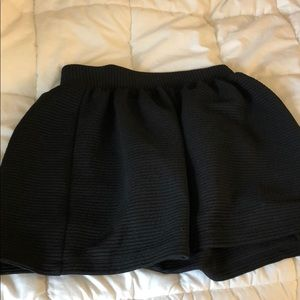 Dresses & Skirts - Black bubble skirt